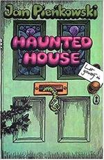Haunted House book