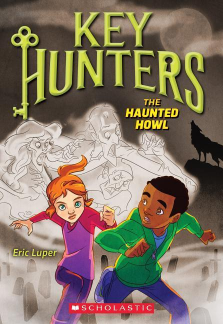 Haunted Howl book