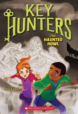 Haunted Howl book