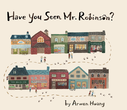 Have You Seen Mr. Robinson? book