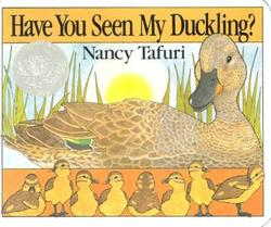Have You Seen My Duckling? Board Book book