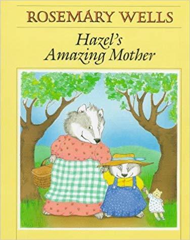 Hazel's Amazing Mother book