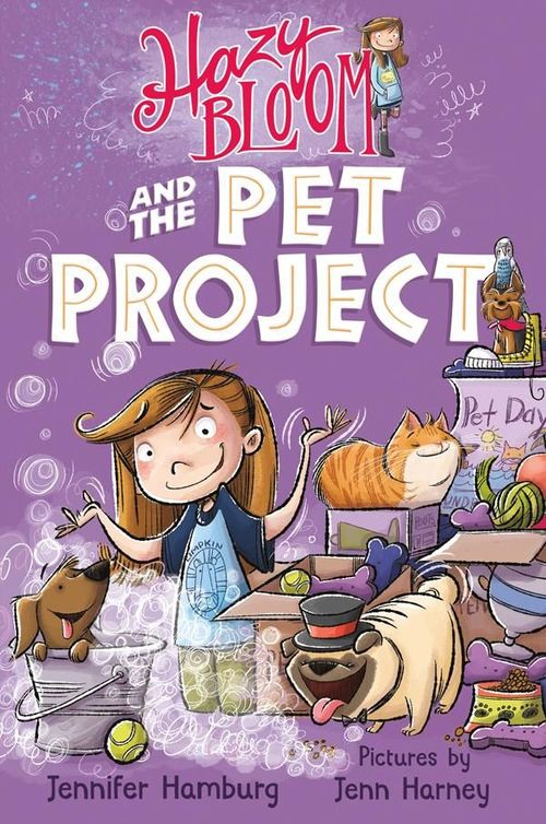 Hazy Bloom and the Pet Project book