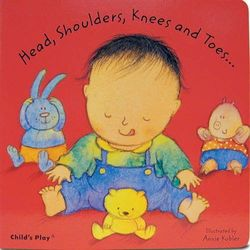 Head, Shoulders, Knees and Toes ... book