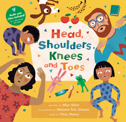 Head, Shoulders, Knees and Toes book