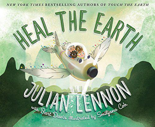 Heal the Earth book
