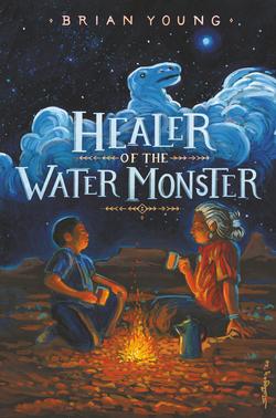 Healer of the Water Monster book