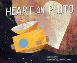 Heart on Pluto book
