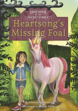 Heartsong's Missing Foal book