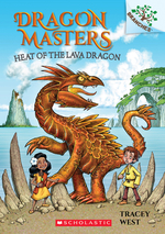 Heat of the Lava Dragon book