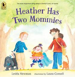 Heather Has Two Mommies book
