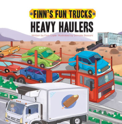 Heavy Haulers book