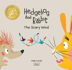 Hedgehog and Rabbit book