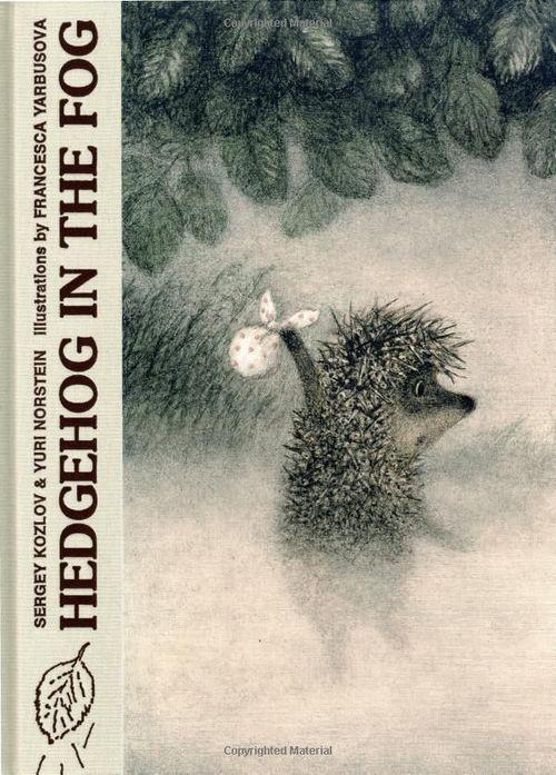 Hedgehog in the Fog book