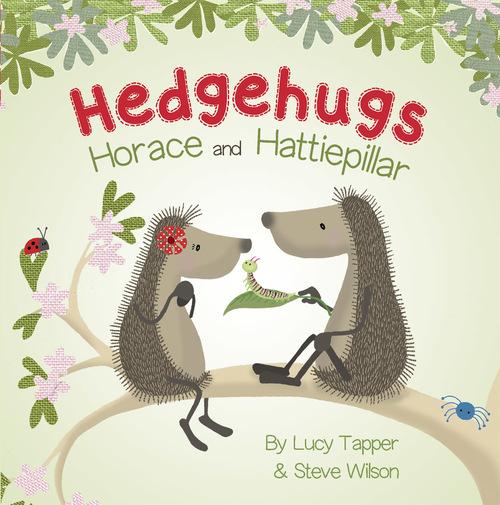 Hedgehugs and the Hattiepillar book