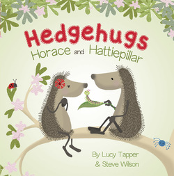 Hedgehugs and the Hattiepillar book