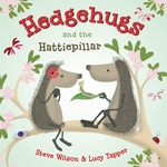Hedgehugs and the Hattipillar book