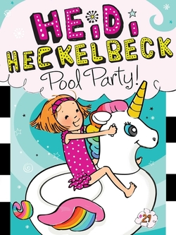 Heidi Heckelbeck Pool Party! book