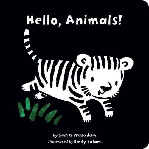 Hello, Animals! book