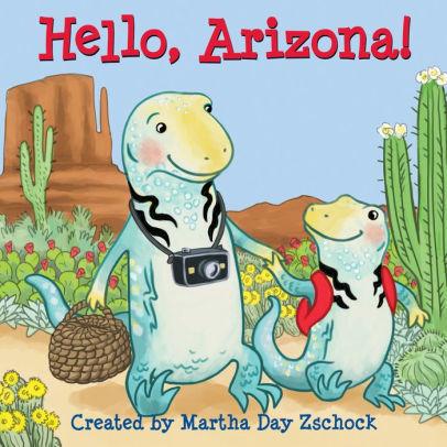 Hello Arizona book