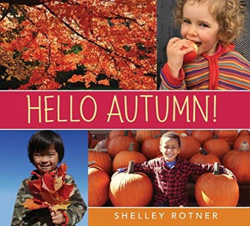Hello Autumn! book