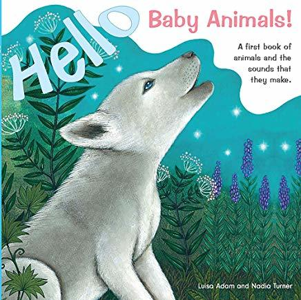 Hello Baby Animals! book
