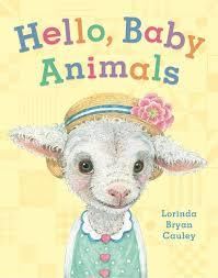 Hello, Baby Animals book