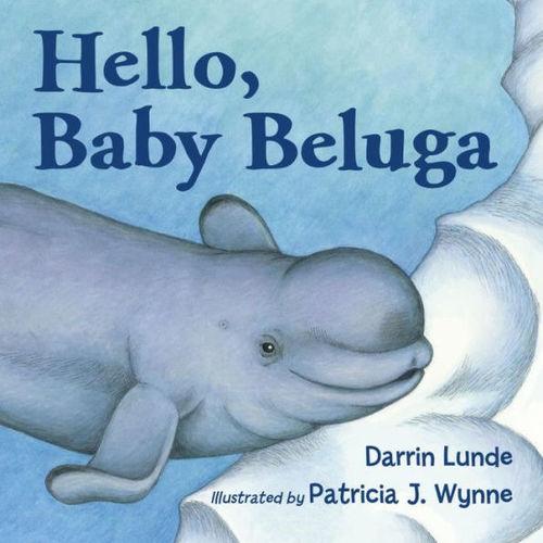 Hello, Baby Beluga book