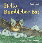 Hello, Bumblebee Bat book