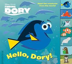 Hello, Dory! book