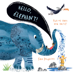 Hello, Elephant! book