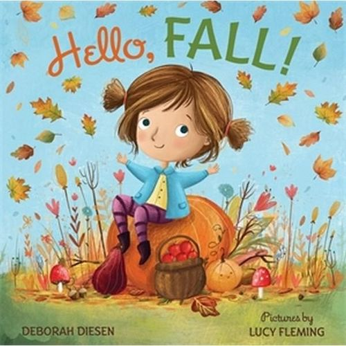 Hello, Fall! Book