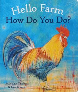 Hello Farm How Do You Do? book