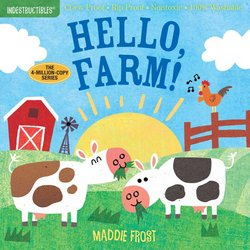 Hello, Farm! book