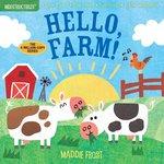 Hello, Farm! book