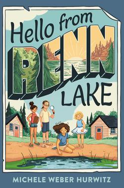 Hello from Renn Lake book