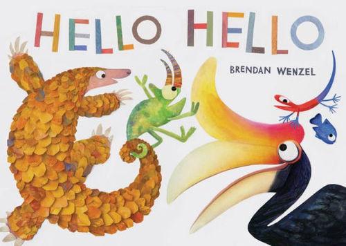 Hello Hello Book