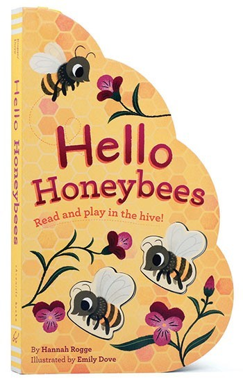 Hello Honeybees book