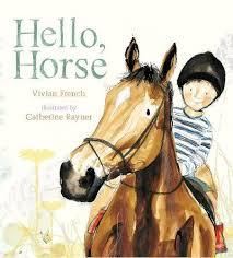 Hello, Horse book