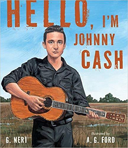 Hello, I'm Johnny Cash book