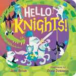 Hello Knights! book