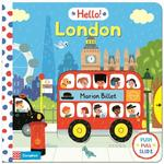 Hello! London book