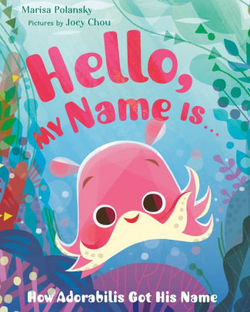 Hello My Name Is . . . book