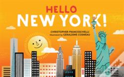 Hello, New York! book