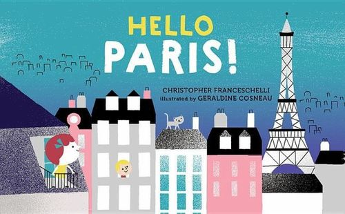 Hello, Paris! book