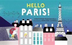 Hello, Paris! Book