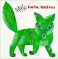 Hello Red Fox book