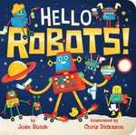 Hello Robots! book