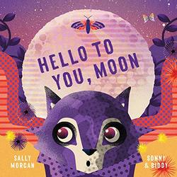 Hello to You, Moon book