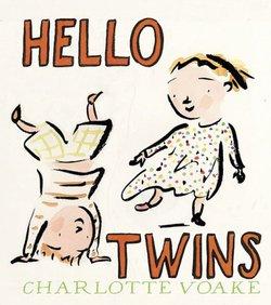Hello Twins book